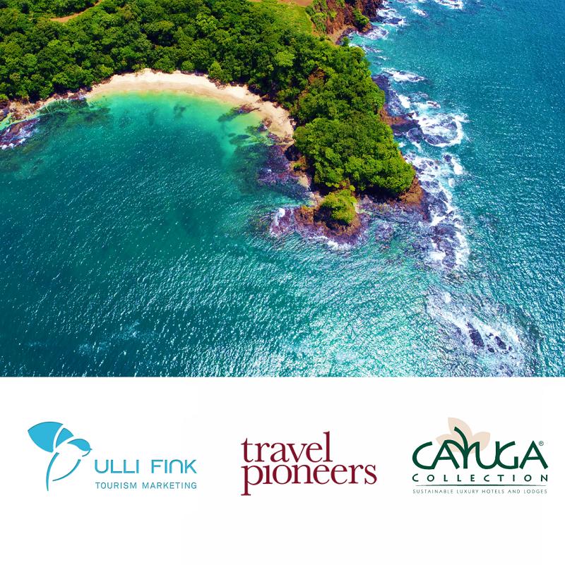 Pura Vida – Webinar und virtueller Fam Trip nach Costa Rica mit Travel Pioneers und Cayuga Collection