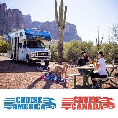 Cruise America & Cruise Canada – der größte Wohnmobilanbieter Nordamerikas