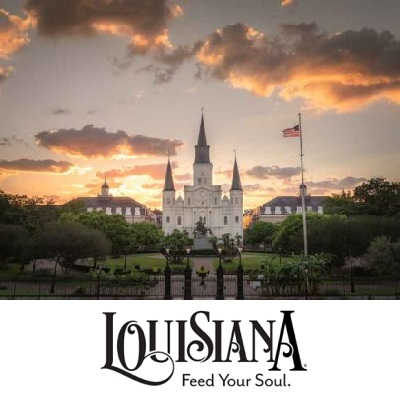Louisiana – The Pelican State