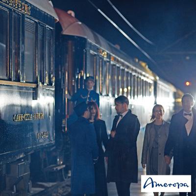 Ameropa Katalog-Highlights – Luxuszug-Reisen weltweit