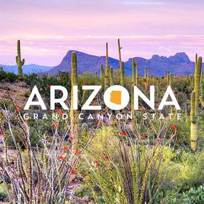 Road Trip durch Arizona