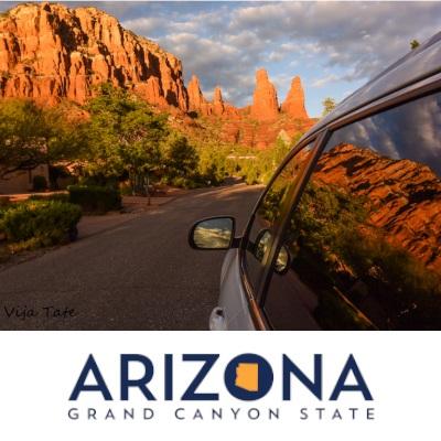 Roadtrips in Arizona