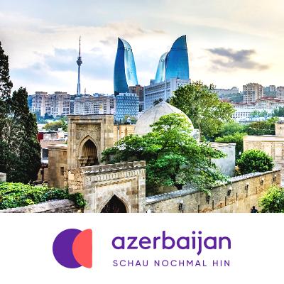 Aserbaidschan: Baku, Stadt der Kontraste