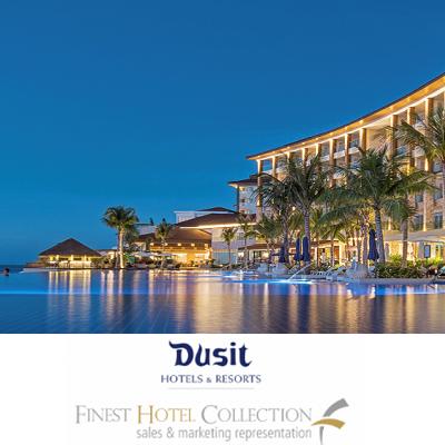 Dusit Hotels und Resorts – Philippinen und Singapur