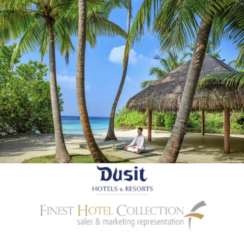 Dusit Hotels and Resorts – Orient und Malediven