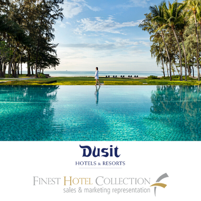 Dusit Hotels and Resorts – Thailand