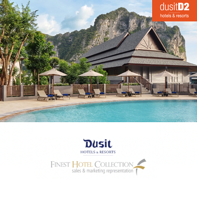 Dusit Hotels and Resorts – DusitD2 Lifestyle Hotels