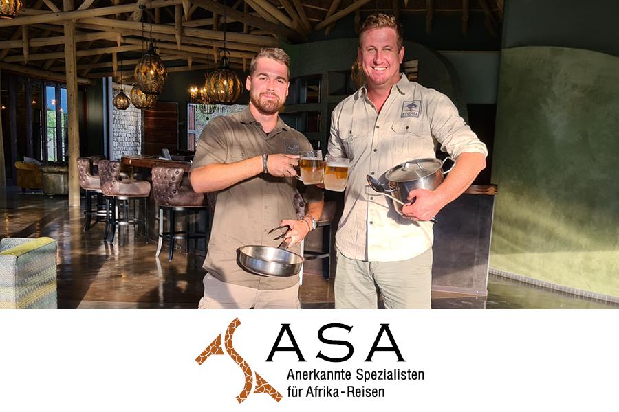 """""""Koch dich auf Safari!"""": Namibia"""