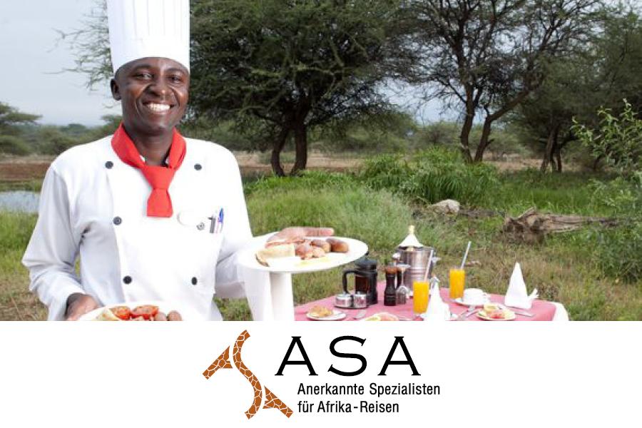 """Koch dich auf Safari!"": Kenia"