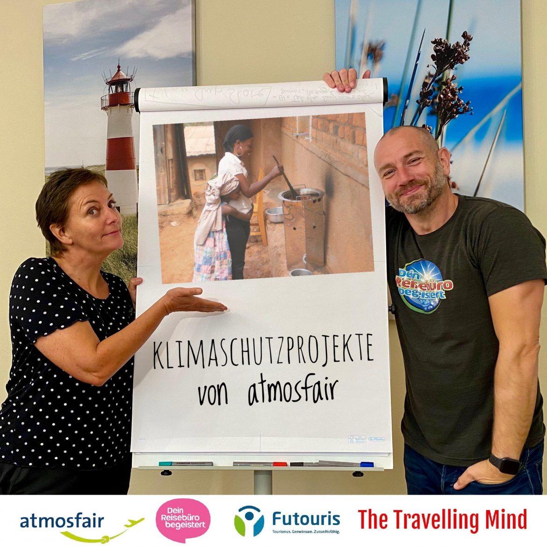 atmosfair Klimaschutzprojekte