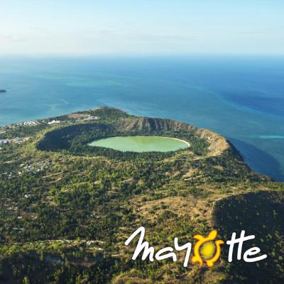 Eintauchen in Mayotte: Die Insel der Lagune stellt sich in einem E-Learning vor