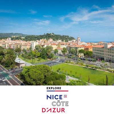 Webinar über die Destination Nizza (Côte d´Azur)