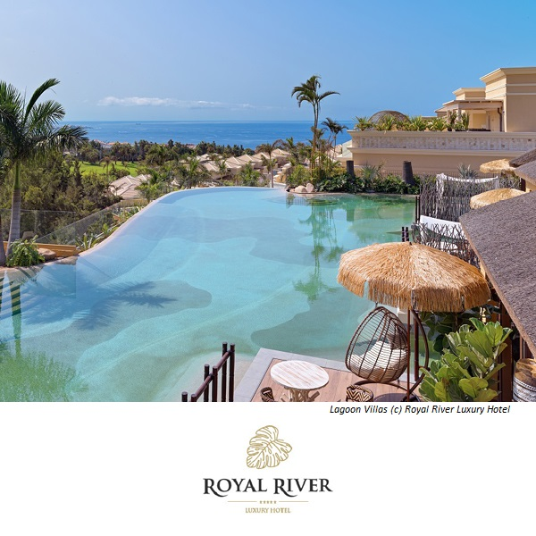 Royal River Luxury Hotel: Exklusives Fünf-Sterne-Resort auf Teneriffa