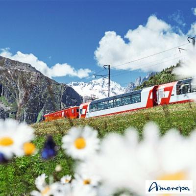Die Schweiz erfahren 2021 – Bahn-Erlebnisreisen mit der Rhätischen Bahn