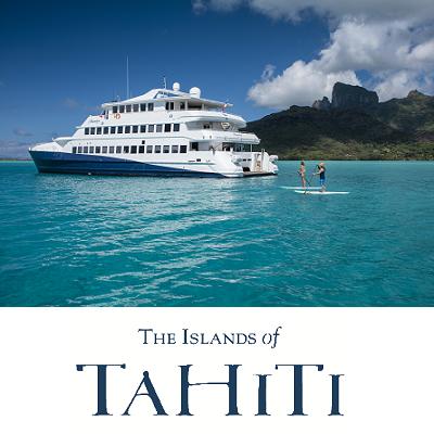 Die Inseln von Tahiti: Kreuzfahrten; Segel- und Yachtreisen