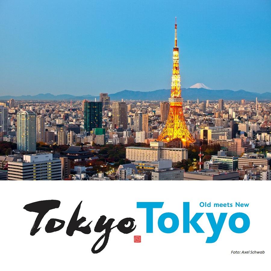 Abenteuer Tokio – eine virtuelle Reise durch Japans Hauptstadt, zu tropischen Inseln und üppigen Wäldern