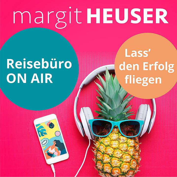 Reisebüro on Air – der Podcast für leidenschaftliche Reiseverkäufer