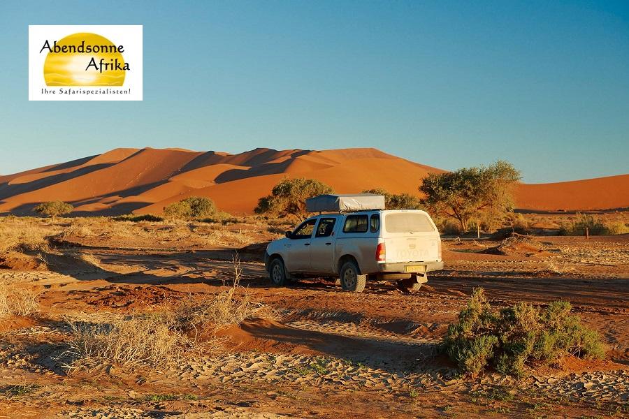 Namibia – Land der Kontraste