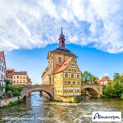 Romantische Kleinstädte, spannende Großstädte