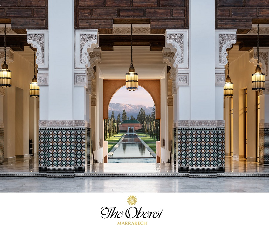 Live Cooking Event – The Oberoi Marrakech