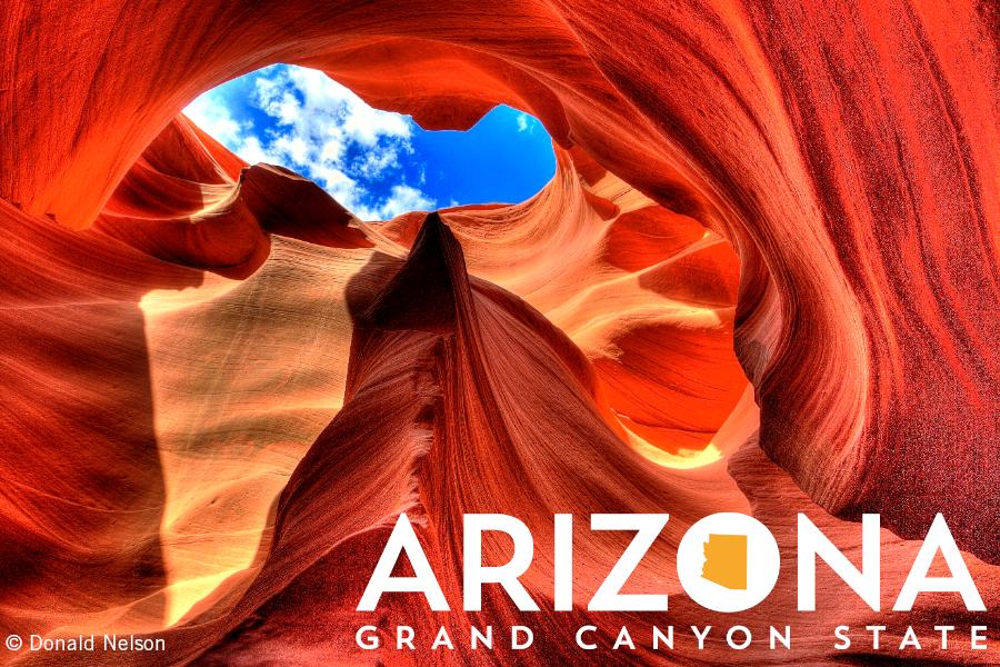 Touring tribal lands in Arizona