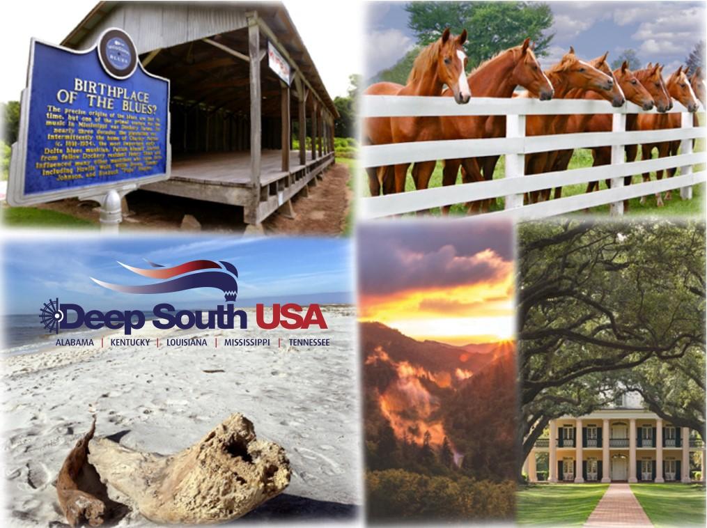 Deep South USA – eine Region mit unendlichen Facetten