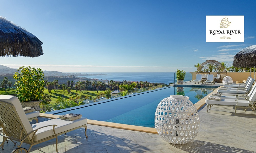 Royal River Luxury Hotel: Exklusives Fünf-Sterne-Resort auf Teneriffa