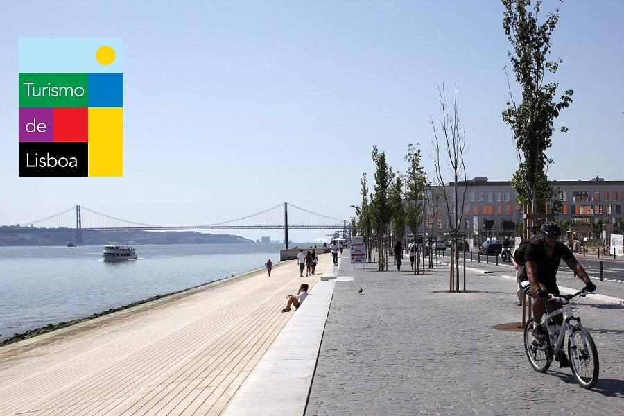 Raus aus der Stadt, rein ins Wasser – Sommerurlaub 2021 in Lissabon