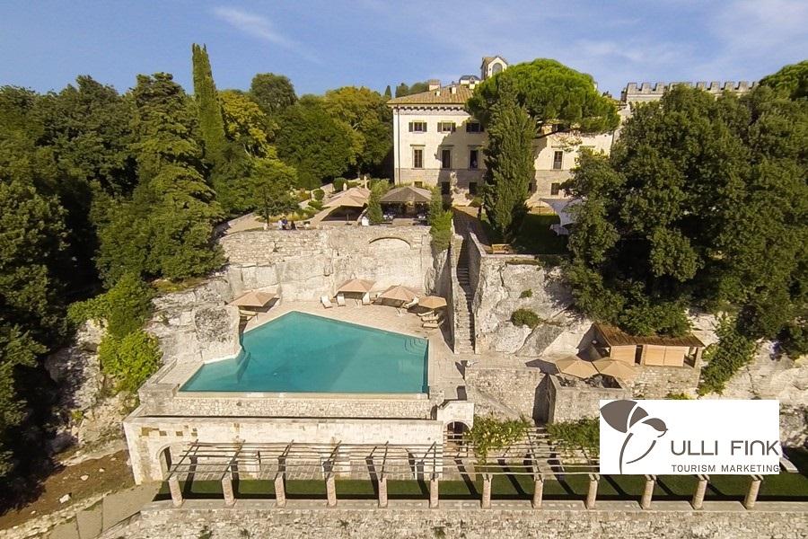 ULLIFINK Inspirational Journey with Borgo Pignano – Toskana