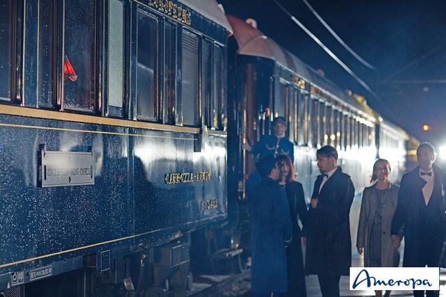 Jetzt Reiseträume für 2022 realisieren – mit dem Al Andalus, dem Zarengold und dem Venice Simplon-Orient-Express auf Bahn-Erlebnisreise