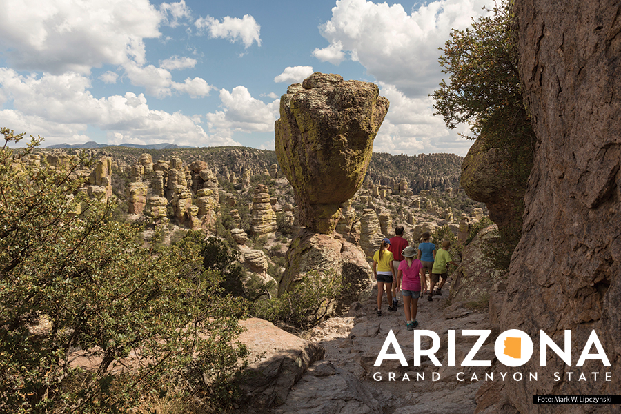 Webinare zu State Parks, National Parks & National Monuments in Arizona