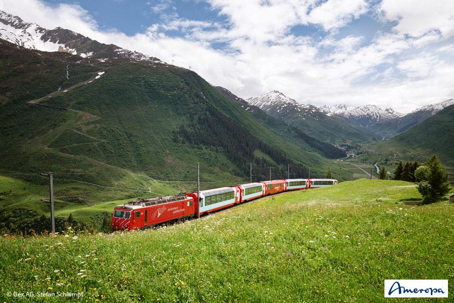 Ameropa-Highlights in der Schweiz